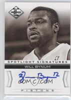 Will Bynum /99