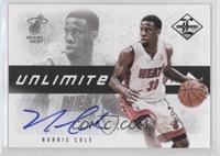 Norris Cole /199