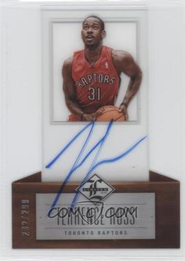 2012-13 Limited #163 - Terrence Ross /299