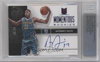 Anthony Davis /49 [BGS AUTHENTIC]