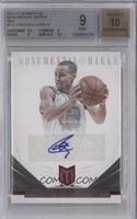 Stephen Curry /5 [BGS 9]