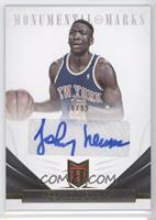 Johnny Newman /99
