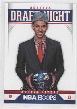 2012-13 NBA Hoops - Draft Night #10 - Austin Rivers