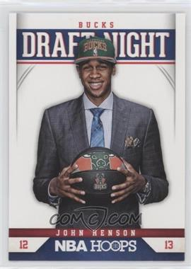 2012-13 NBA Hoops - Draft Night #13 - John Henson