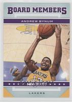 Andrew Bynum