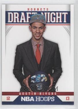 2012-13 NBA Hoops Draft Night #10 - Austin Rivers