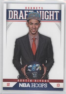 2012-13 NBA Hoops Draft Night #10 - Austin Rivers
