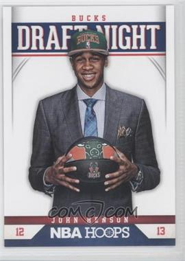2012-13 NBA Hoops Draft Night #13 - John Henson
