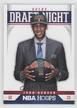 2012-13 NBA Hoops Draft Night #13 - John Henson