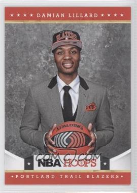 2012-13 NBA Hoops #280 - Damian Lillard