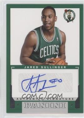 2012-13 Panini - Rookie Signatures #17 - Jared Sullinger