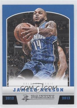 2012-13 Panini Black Knight #72 - Jameer Nelson /10