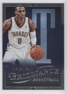 2012-13 Panini Brilliance - Spellbound #4 - Russell Westbrook