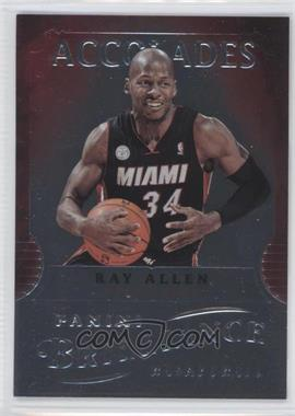 2012-13 Panini Brilliance Accolades #5 - Ray Allen