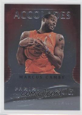 2012-13 Panini Brilliance Accolades #6 - Marcus Camby