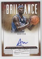 Anthony Morrow /199