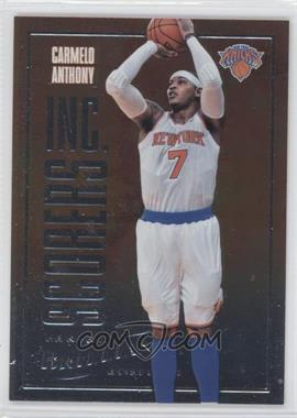 2012-13 Panini Brilliance Scorers Inc. #11 - Carmelo Anthony