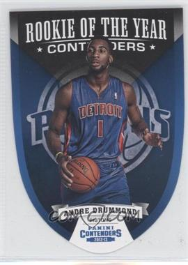 2012-13 Panini Contenders Rookie of the Year Contenders #1 - Andre Drummond