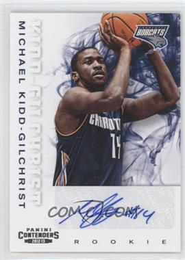 2012-13 Panini Contenders #202 - Michael Kidd-Gilchrist
