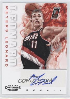 2012-13 Panini Contenders #210 - Meyers Leonard