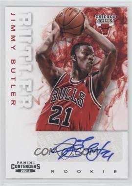 2012-13 Panini Contenders #254 - Jimmy Butler