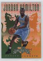 Jordan Hamilton /25