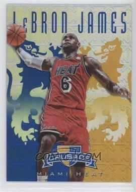 2012-13 Panini Crusade Crusade Blue #161 - Lebron James
