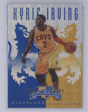 2012-13 Panini Crusade Crusade Blue #25 - Kyrie Irving [Mint]