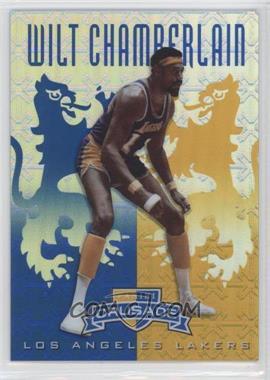 2012-13 Panini Crusade Crusade Blue #90 - Wilt Chamberlain