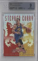 Stephen Curry /99 [BGS9]
