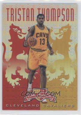 2012-13 Panini Crusade Crusade Red #21 - Tristan Thompson /99