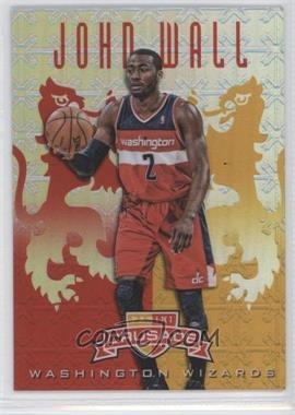 2012-13 Panini Crusade Crusade Red #246 - John Wall /99