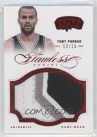 Tony Parker /15