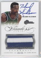 Rolando Blackman /25