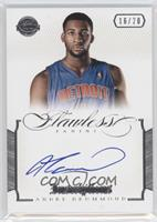 Andre Drummond /20