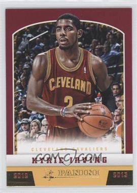 2012-13 Panini Gold Knight #227 - Kyrie Irving