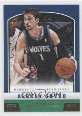 2012-13 Panini Gold Knight #297 - Alexey Shved
