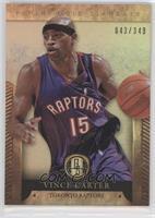 Vince Carter Toronto Raptors /349