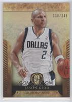 Jason Kidd (Dallas Mavericks White Jersey) /349
