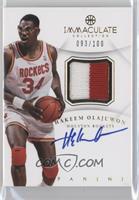 Hakeem Olajuwon /100