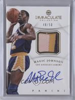 Magic Johnson /50