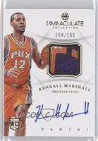 Kendall Marshall /100