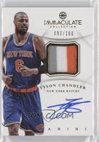 Tyson Chandler /100