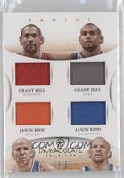 Jason Kidd, Grant Hill /50