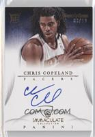 Chris Copeland /99