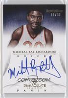 Michael Ray Richardson /99