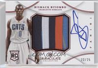 Bismack Biyombo /25