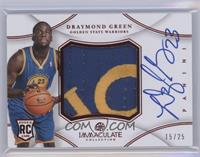 Draymond Green /25 [Mint]