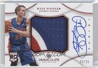 Kyle Singler /25