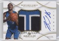 Bernard James /75